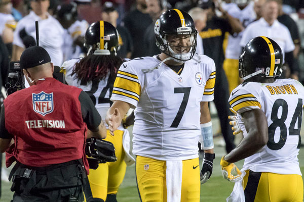 """Big Ben"" Roethlisberger – Made Up His Mind Says a Sports Performance Expert"